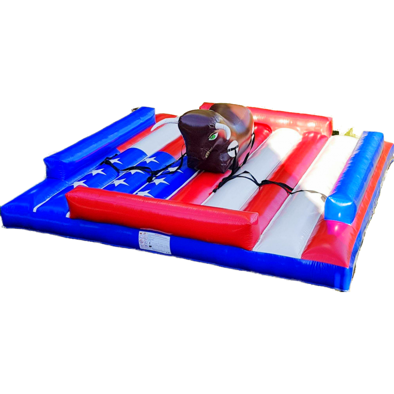 Rodéo gonflable Taureau